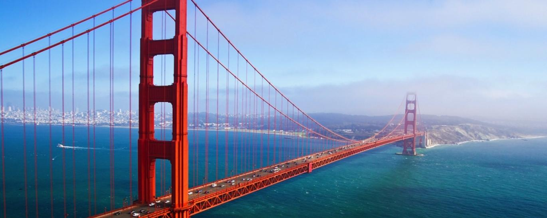 - Golden California